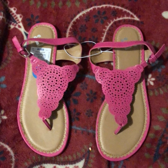 Bogo Sale Nwt Pink Sandals From Ross
